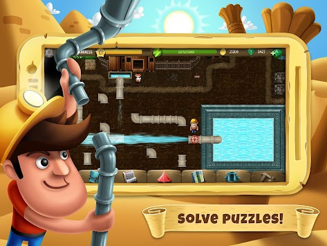 Diggy's Adventure APK screenshot thumbnail 11