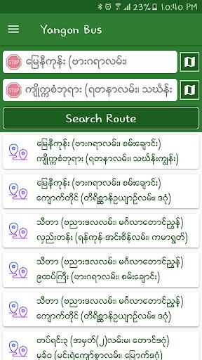 Yangon City Bus (YBS) Apk 1
