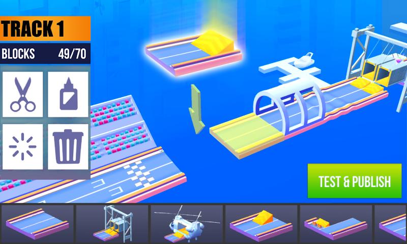 SUP Multiplayer Racing Screenshot 4