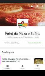 Point da Pizza e Esfiha APK screenshot thumbnail 1