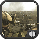 US Army Base Attack Survival Icon