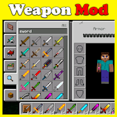 Weapon Case mod for MCPE icon
