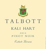 Logo for Talbott Kali Hart Pinot Nior