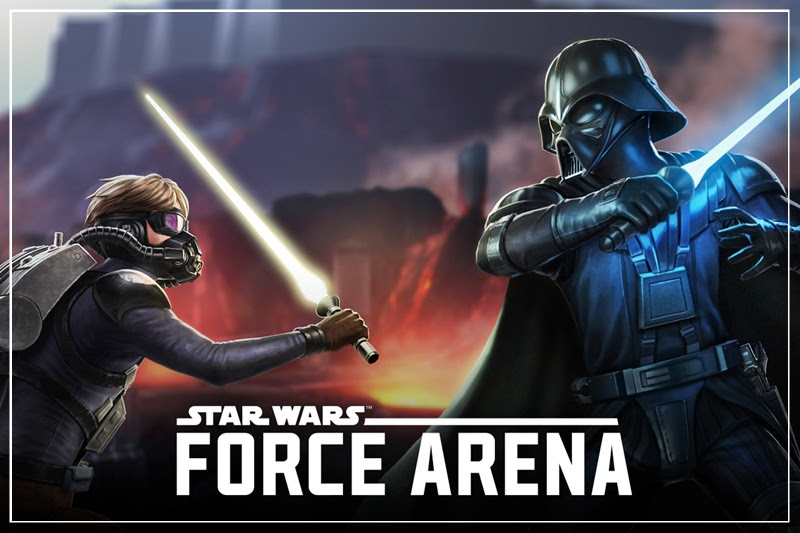 """[Star Wars: Force Arena] ฉลองครบรอบ 40 ปี อัพเดต """"เมย์เดอะโฟร์ธ"""""""