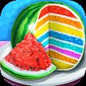 Wild Cake - Crazy Cake Desserts Chef icon