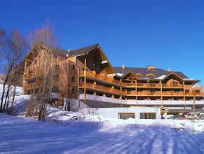 Photo: La résidence les Terrasses de la Toussuire en hiver