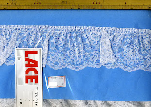 Photo: №76012ラッセルフリル:巾65㎜