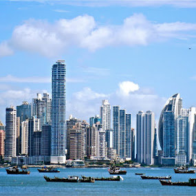 This is Panama!  by Kevin Haggith - City,  Street & Park  Skylines