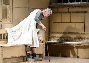 Photo: DAS KONZERT von Herrmann Bahr. Wiener Akademietheater - Premiere 7.2.2015. Inszenierung: Felix Prader. Branko Samarovski. Copyright: Barbara Zeininger
