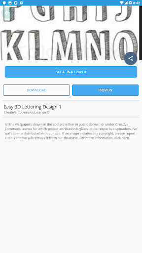 Easy 3D Lettering Design 5.1 screenshots 3
