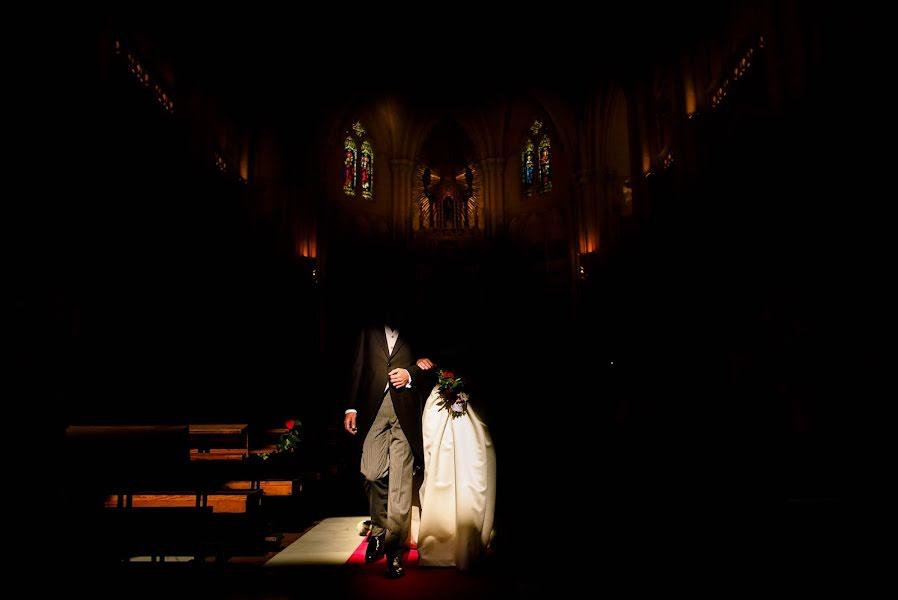 Wedding photographer Olmo Del Valle (olmodelvalle). Photo of 18.04.2016