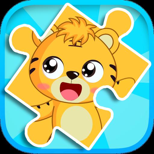 儿童拼图-贝乐虎动画主题包,学龄前宝宝记忆力、形状早教练习 教育 App LOGO-APP開箱王