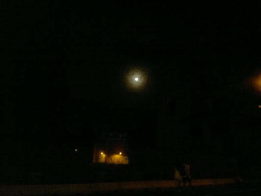 La luna all'una di nibiru2016