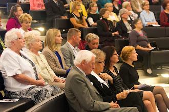Photo: F. E. Sillanpää 125 -pääjuhlan seminaarista.