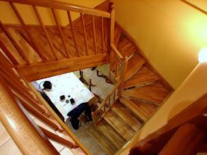Photo: Escaleras del apartamento.
