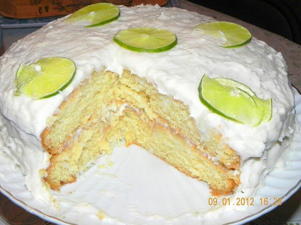 Put The Lime In The Coconut Cake Recipe