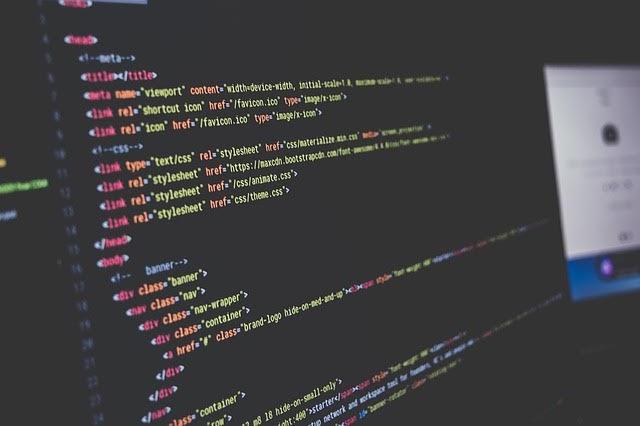 HTMLコードのイメージ