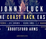 Abbotsford Arms Presents : Jonny Luck : Abbotsford Arms