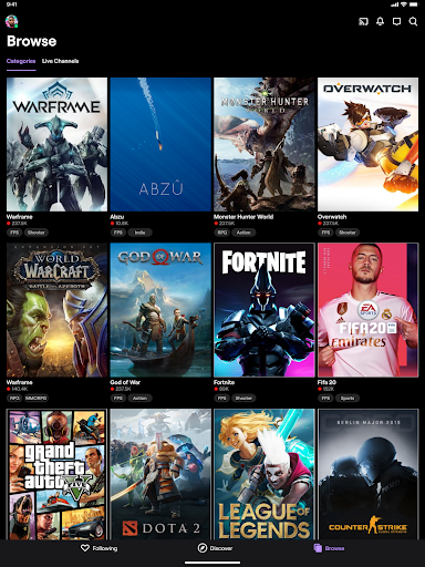 Twitch MOD APK (No Ads, Auto Collect Points)