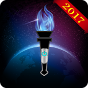 App Flashlight -LED Torch COMPASS apk for kindle fire