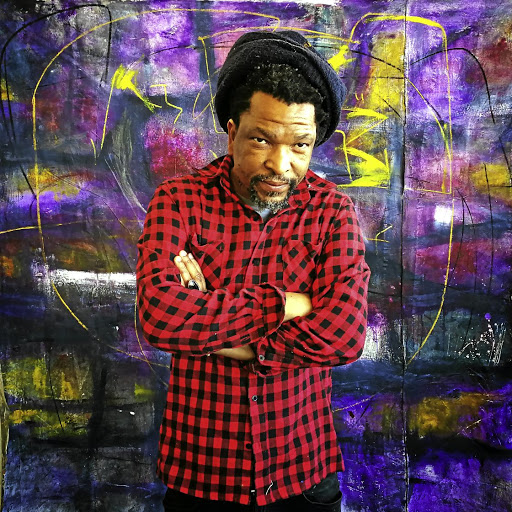 Thokozani Mthiyane uses art for therapeutic and poetic reasons. His exhibition is on at the Art Eye Gallery in Johannesburg. Picture: SUPPLIED