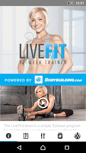 LiveFit with Jamie Eason- screenshot thumbnail