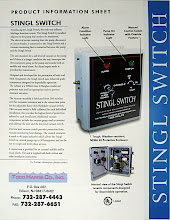 Photo: In 1999 I worked as the Creative Director for a nationally known Spa Parts distributor. (The Stingl Switch was a product that cuts the power off if something (like a child) got stuck in the vacuum pull of a spa drain).
