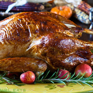 Roast Turkey.