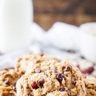 Everything Breakfast Cookies