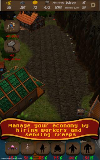Télécharger Legions TD apk mod screenshots 1