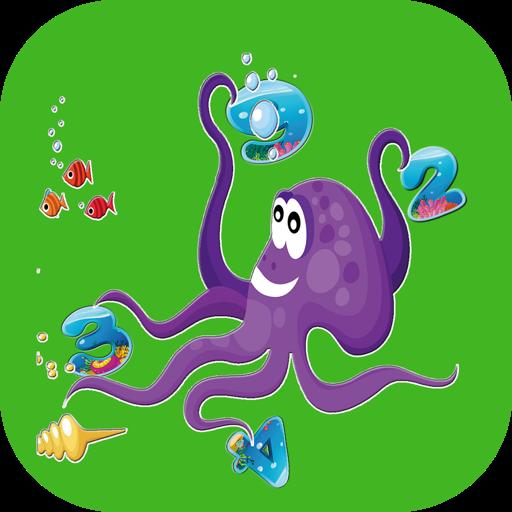 幼兒海底數位遊戲 教育 App LOGO-硬是要APP