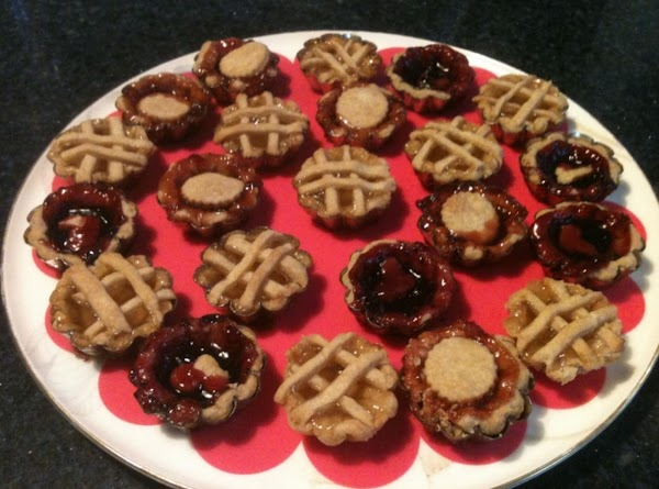Mini Jelly Pies Recipe