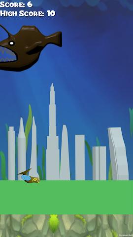 android Swimmy Bish Screenshot 3