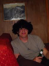 Photo: John's new hair-do
