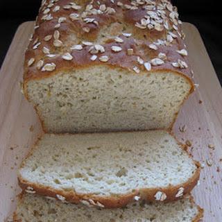 Gluten Free Oatmeal Millet Bread.
