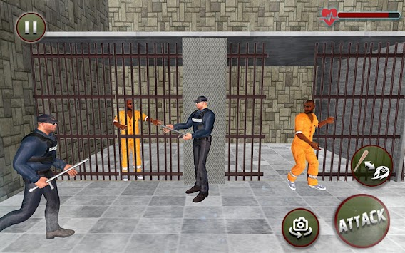 Prisoner Jailbreak Escape Plan apk screenshot