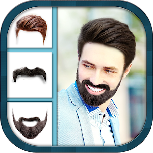 Man Hair Mustache Style Pro Boy Photo Editor Android