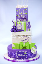 Photo: Big Stack of Presents by Royal Bakery (4/2.2012) Click on the link to see more cakes madeby royal bkerry - http://cakesdecor.com/cakes/10823#