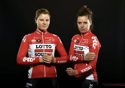Vier vertrekkers bij Lotto Soudal Ladies Team, dat naast Cameron Vandenbroucke ook Belgische wereldkampioene Gran Fondo aantrekt