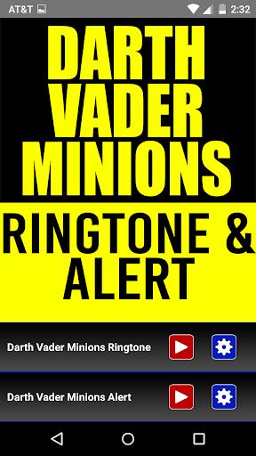 Darth Vader Minions Ringtone