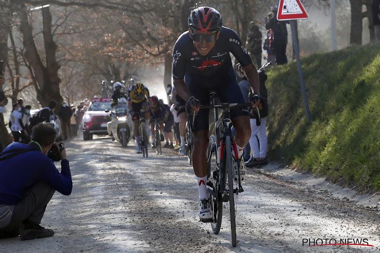 INEOS Grenadiers maakt sterke selectie bekend voor de Giro en heeft klassementsambities met Egan Bernal