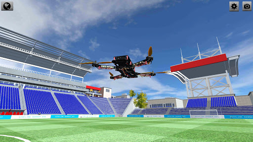 DRS ud83cudfae Drone Simulator screenshots 18