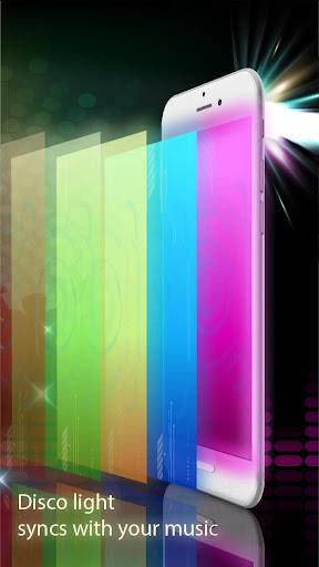 Night club strobe light flash 1.1.6 screenshots 1