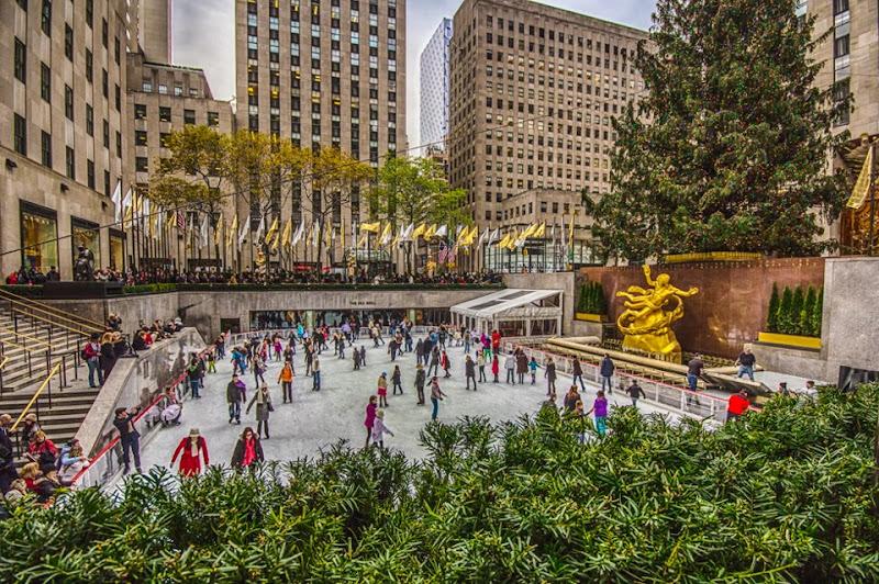Photo: Rockefeller Center, Midtown, Manhattan, New York