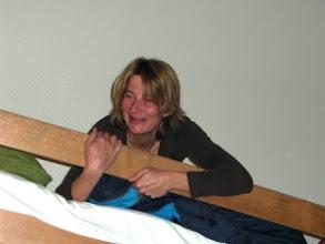 Photo: scène dramatique et pourtant banale de l'enfance maltraitée. La petite A... Z... a succombé sous les coups de peau de bananes que lui ont infligé ses parents pendant 17h