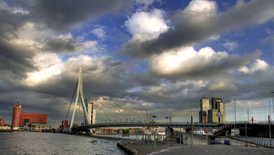 Photo: Erasmus köprüsü