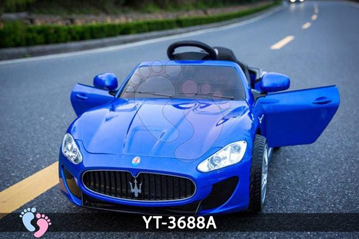 Xe Oto điện cho bé Maserati YT-3688A 5