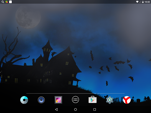 Scary Halloween Live Wallpaper  screenshots 10