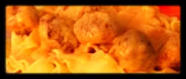 Drunken Granny Meatballs !!! Recipe