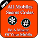 Secret Codes for Phones : Mobile Master Codes for PC-Windows 7,8,10 and Mac